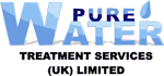 Pure Water Treatment Services Logo.